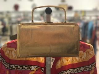 gold purse goodwill